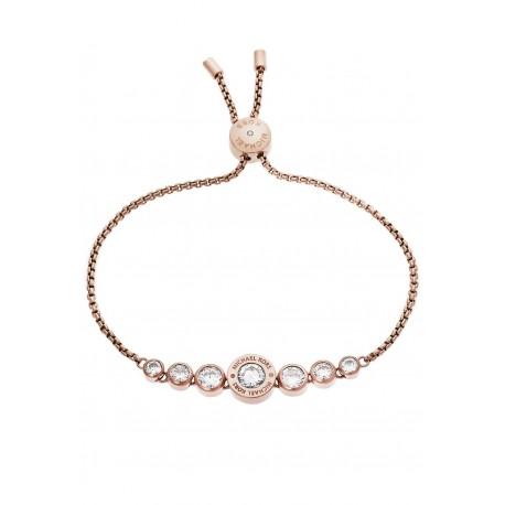 Michael Kors BRILLIANCE - Armband - rosé gold