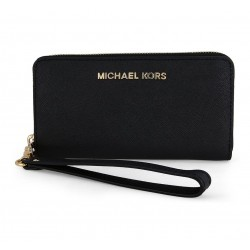 Michael Kors SET - Portemonnee - black