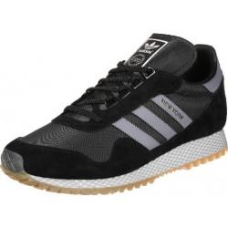 Adidas New York schoenen zwart grijs