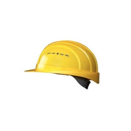 Safety Jogger Helm geel