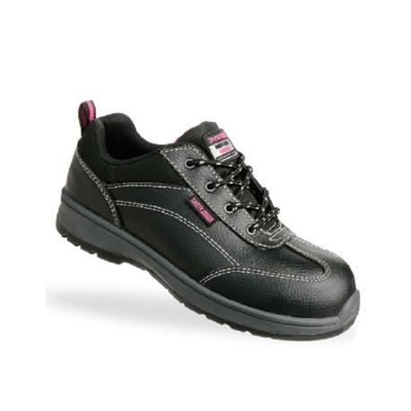 Safety Jogger zwarte lage schoen